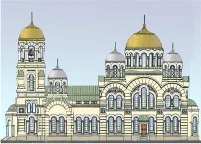 Храм Богоявления Господня в Дорогомилово