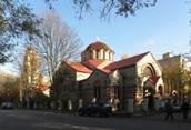 Церковь иконы Божией Матери Знамение в Кунцеве, Москва