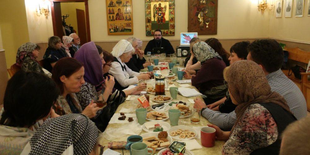 Большой лекционный день на Торжество Православия