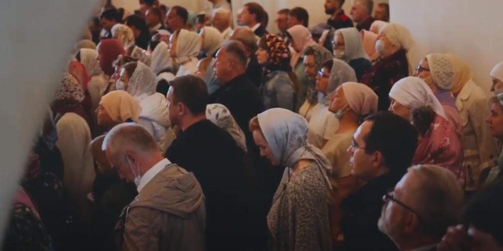 Визит епископа Одинцовского и Красногорского в г. Можайск.