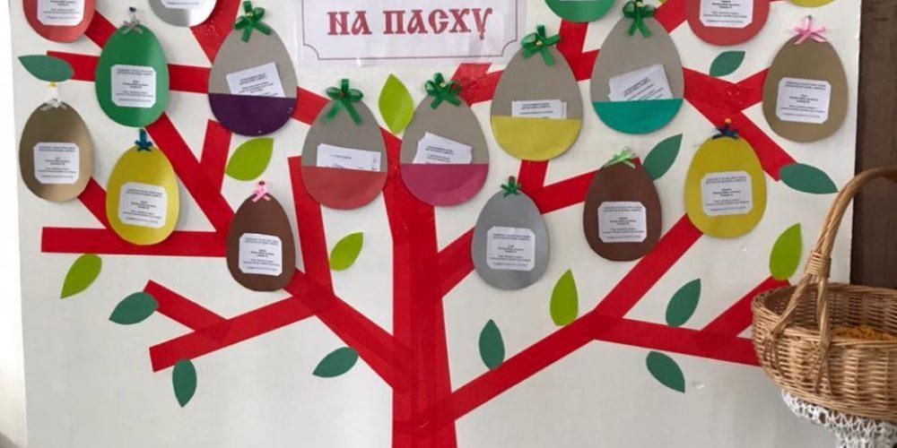 В храме прп. Андрея Рублева начался сбор подарков к Пасхе для детей-сирот из детдома «Никита»