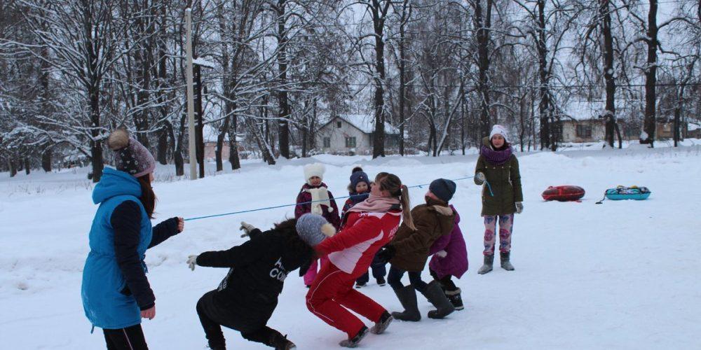 Храм Иоанна Русского в Кунцево приглашает на VIII традиционные ежегодные «Зимние игры»