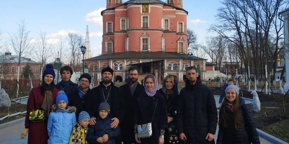Пешеходная прогулка по Донскому и Данилову монастырям