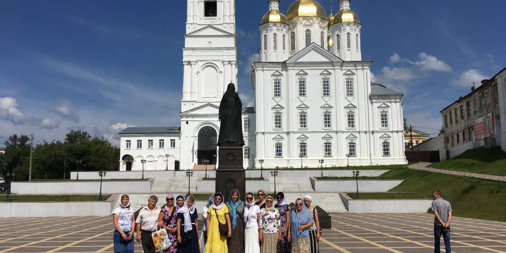 Паломничество в Дивеево (+ фото)