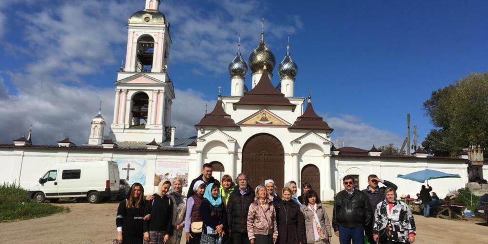 Паломничество к Животворящему Кресту Господню, в монастыри Переславля – Залесского