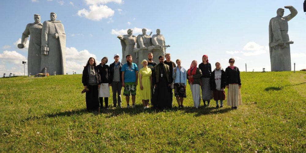 Турслет молодежных объединений храмов Западного викариатства