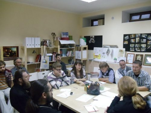 В сентябре состоялись собрания викарных и приходских молодежных руководителей