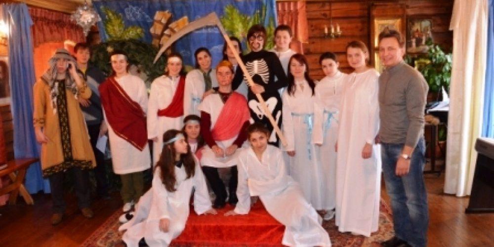 Рождественская драма или ростовское действо