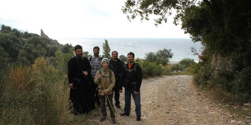 Паломничество на Святую гору Афон