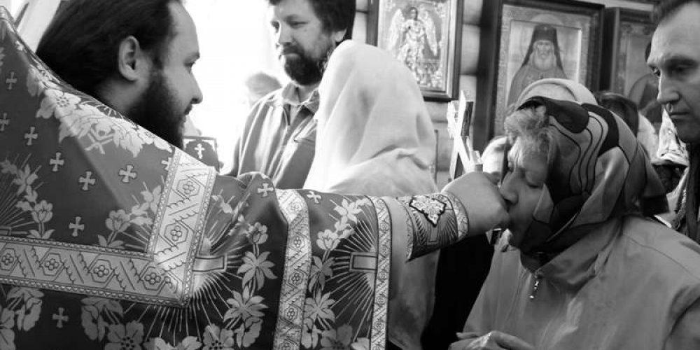 Успение Пресвятой Богородицы в Храме Святителя Иова