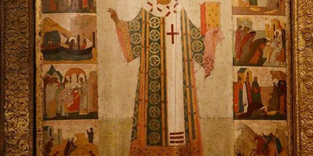 Праздник перенесения мощей святителя Московского Петра