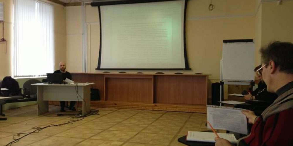 """Встреча ответственных от викариатств за преподавания """"Основ Православной культуры"""""""