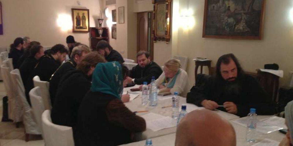 Встреча ответственных за религиозное образование в викариатствах