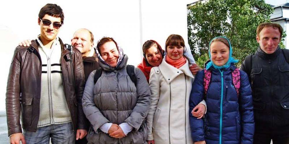 Поездка в Пофнутьево-Боровский монастырь