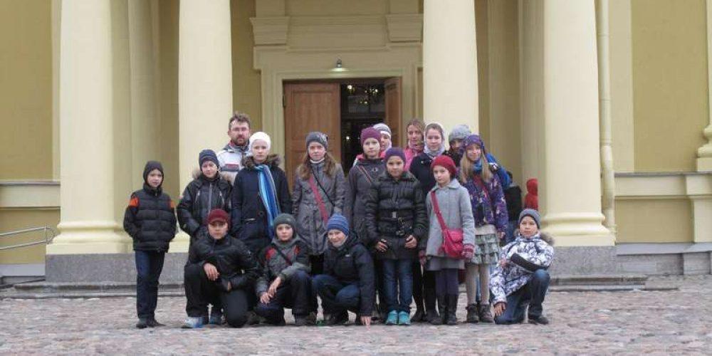 Поездка к святыням Санкт-Петербурга