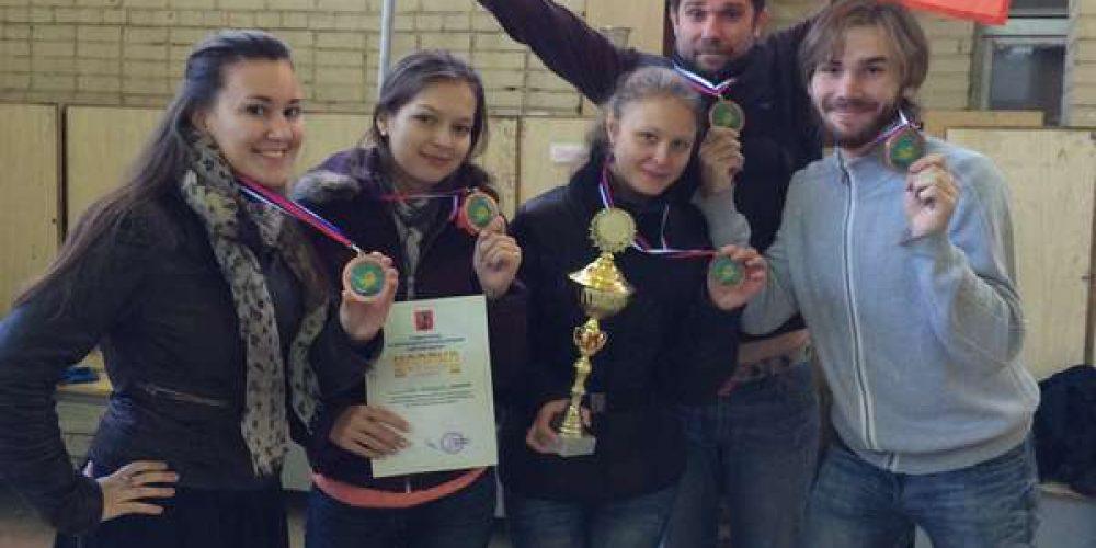 Открытый кубок г.Москвы по городошному спорту среди православной молодежи и священнослужителей