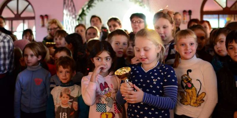 Благотворительная ярмарка и «Покровские старты» в Михайловском благочинии