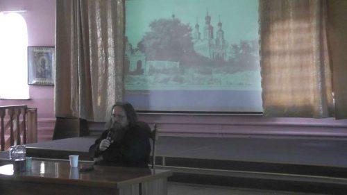 Встреча протодиакона Андрея Кураева в клубе «Неофит»