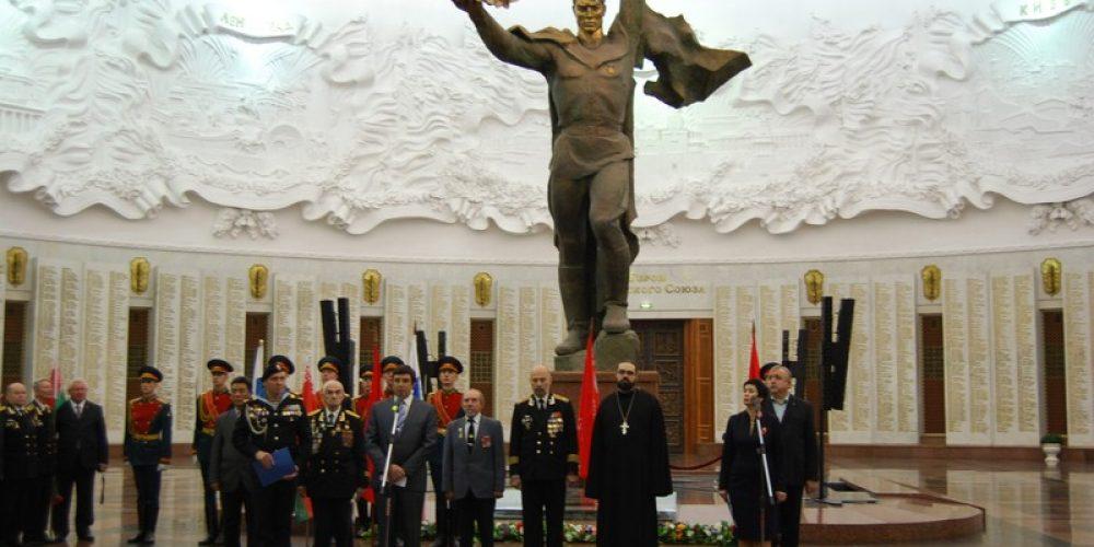 """Акция """"Морской Сталинград"""""""