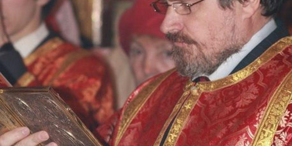 Новая книга алтарника храма прав. Иоанна Русского в Кунцево