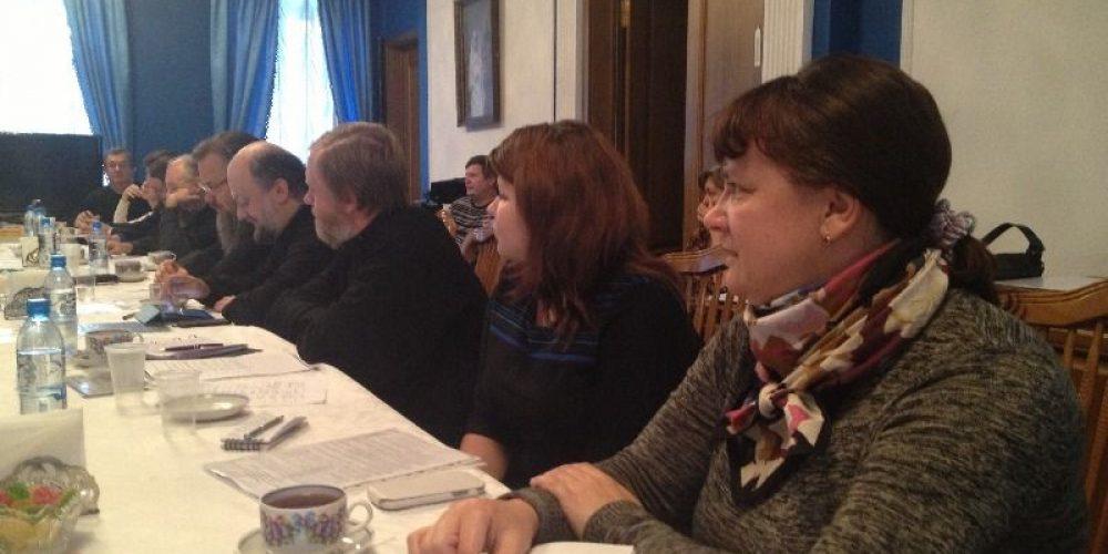 31 октября состоялось заседание Комиссии по церковной социальной деятельности при Епархиальном совете г. Москвы