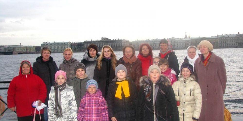 Паломническая поездка по святым местам Санкт-Петербурга и окрестностям