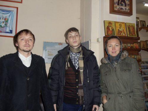 """«Неофит» в гостях у """"РестáвросЪ"""""""