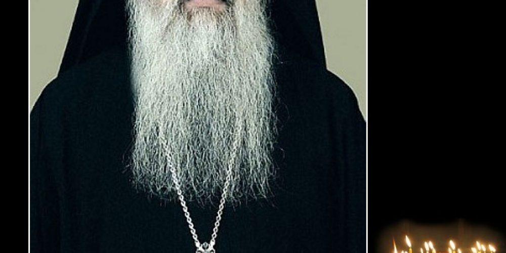 Отошел ко Господу архиепископ Костромской и Галический Алексий