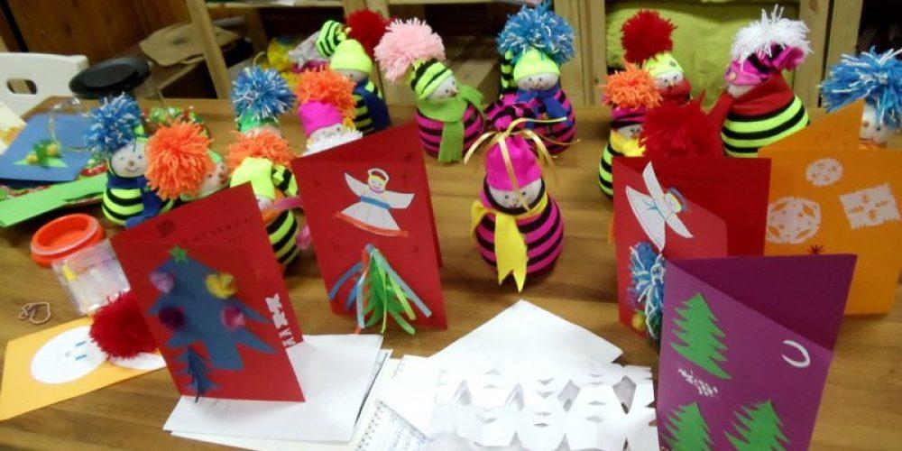Подарки для воспитанников детского приюта Николо-Сольбинского женского монастыря