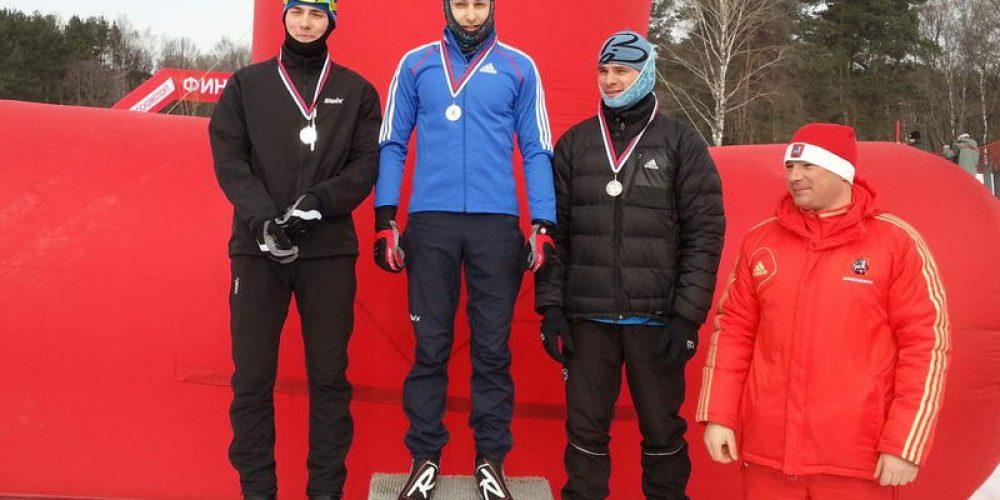Поздравляем Лыжную команду «Рудненцы»