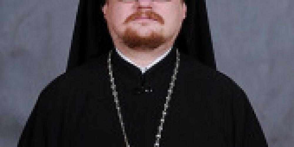 Патриаршее поздравление  епископу Выборгскому и Приозерскому Игнатию  с 40-летием со дня рождения