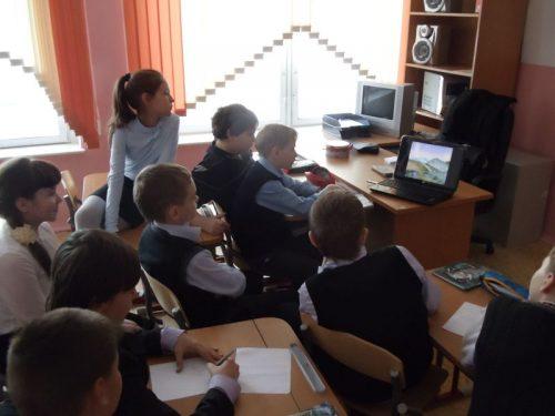 Поздравление учащихся общеобразовательной школы с Рождеством Христовым