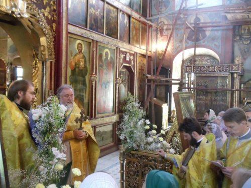 39-летие служение Церкви Христовой