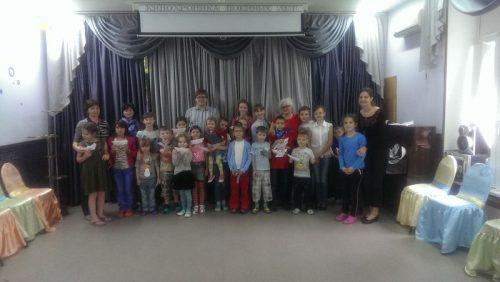 Cотрудничество нашего прихода и ГБОУ СОШ № 1238 в сфере социального служения и воспитания молодого поколения