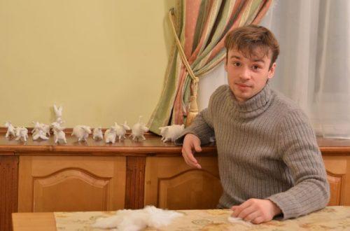 Мастер-класс по изготовлению елочных игрушек из ваты