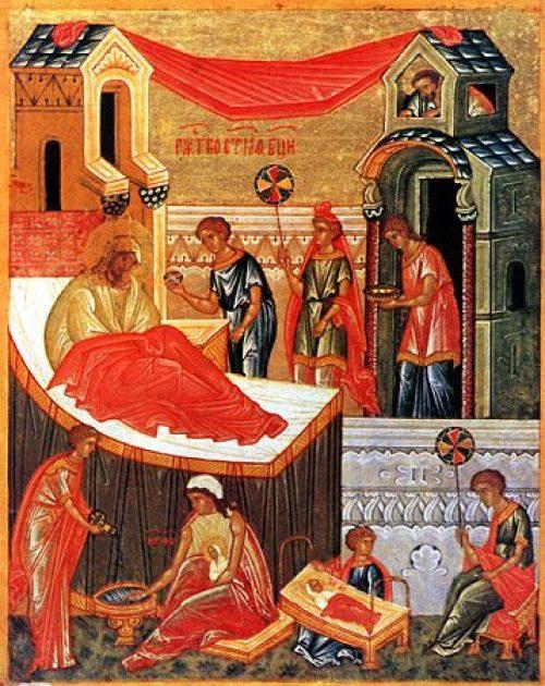 Рождество Пресвятой Владычицы нашей Богородицы и Приснодевы Марии