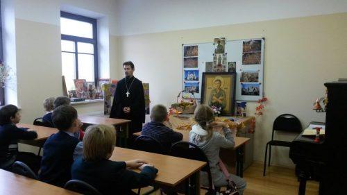 Работники храма прав. Иоанна Русского приняли участие в «Покровских стартах»