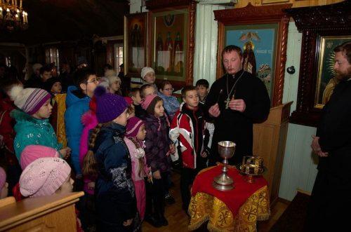 2 ноября на территории храма прп. Серафима Саровского в Кунцеве прошла благотворительная ярмарка