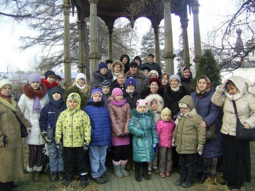Воскресные школы у преподобного Иосифа Волоцкого