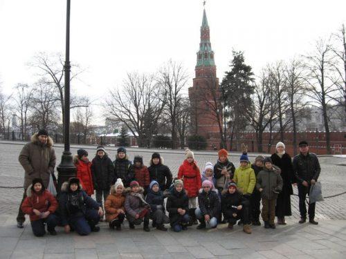 Экскурсия в Оружейную палату Кремля