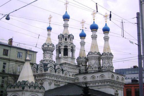1 марта состоялась пешеходная паломническая экскурсия по московским святыням