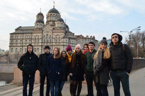 Путешествие на Север России