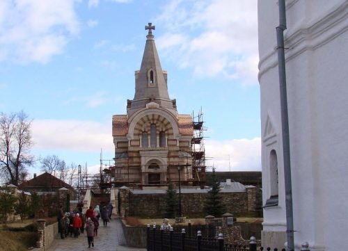 Паломничество в Серпухов