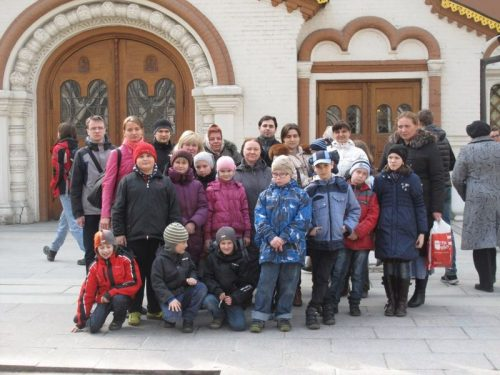 Экскурсия в Третьяковскую галерею