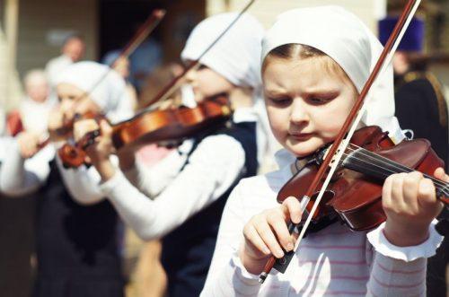 Пасхальный фестиваль в Храме Святителя Иова