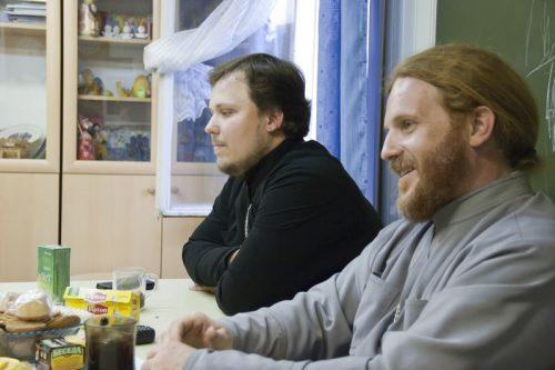 Встреча представителей приходских молодёжных организаций из приходов Внуково, Ново-Переделкино и Солнцево