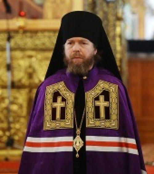 Тихон, епископ Егорьевский, викарий Святейшего Патриарха Московского и всея Руси, Управляющий Западным Викариатством города Москвы