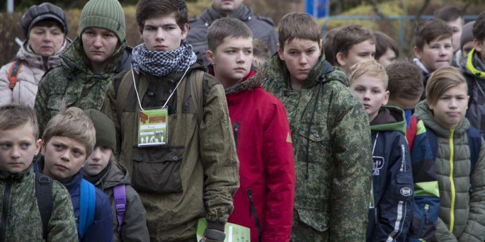 Игра по военно-спортивному ориентированию «Защитники Отечества»