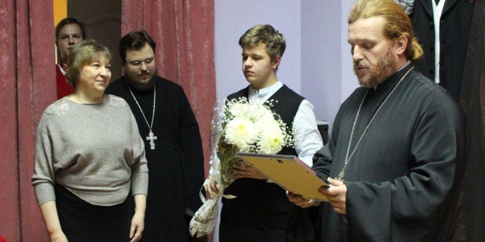 Празднование Дня Православной молодежи в Западном викариатстве 2018