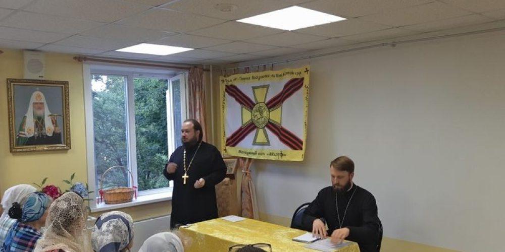 22 июня состоялся семинар для работников свечных ящиков Западного викариатства